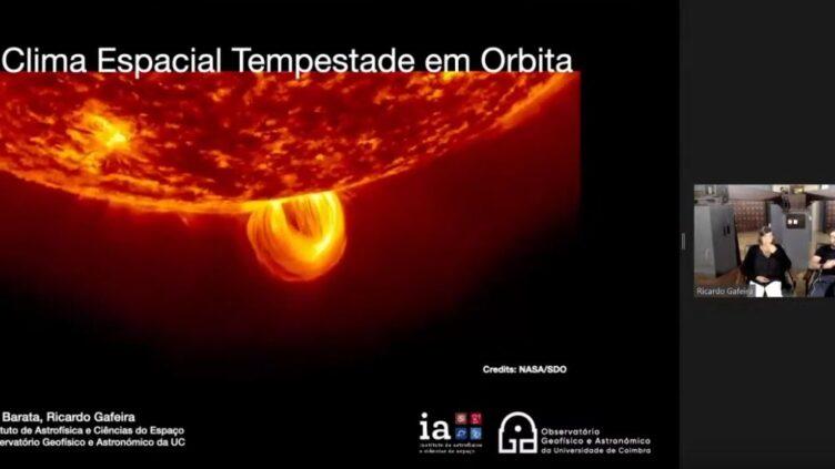 Clima Espacial - NEI 2021